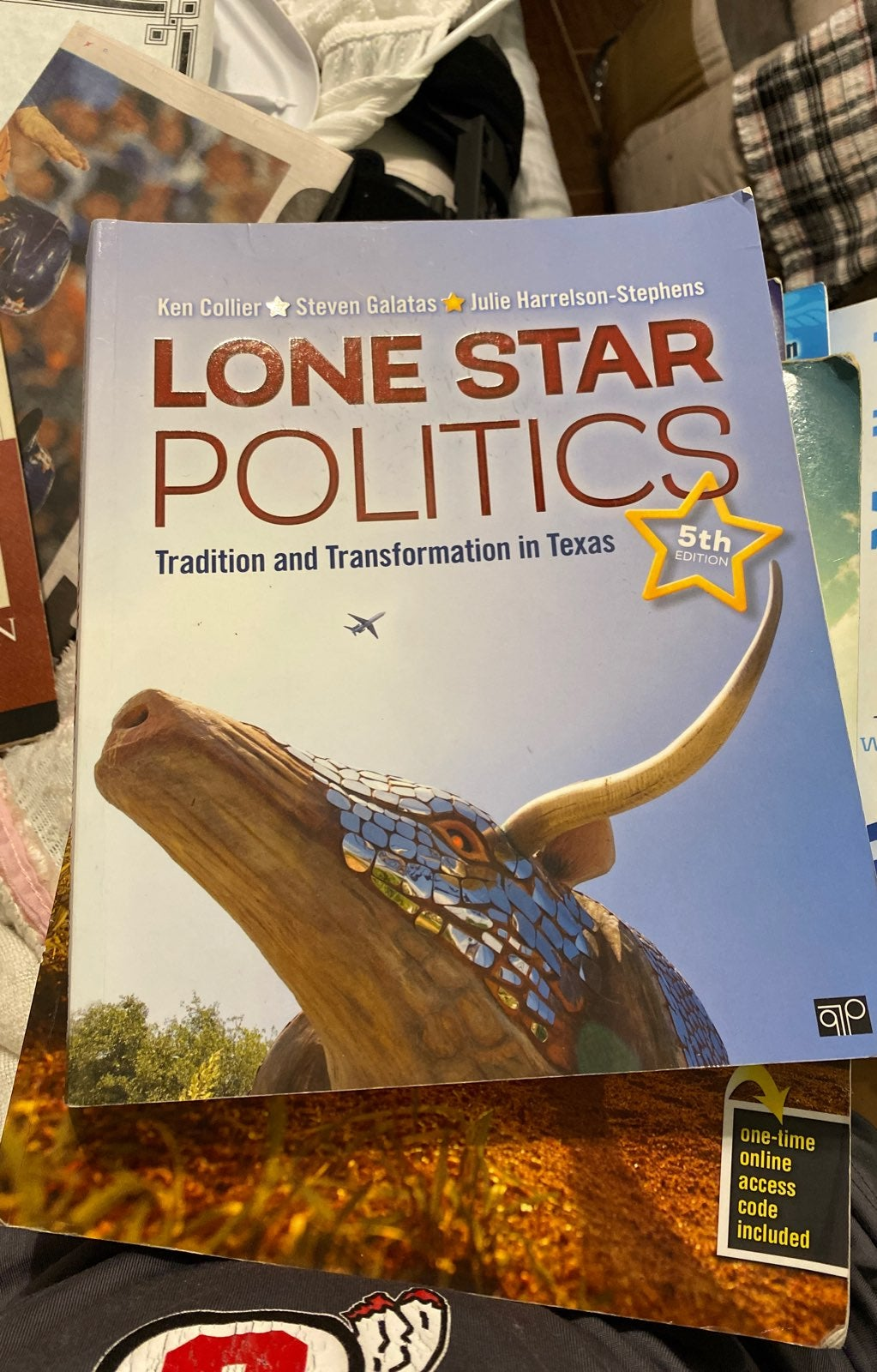 Lone Star Politics 5th Edition