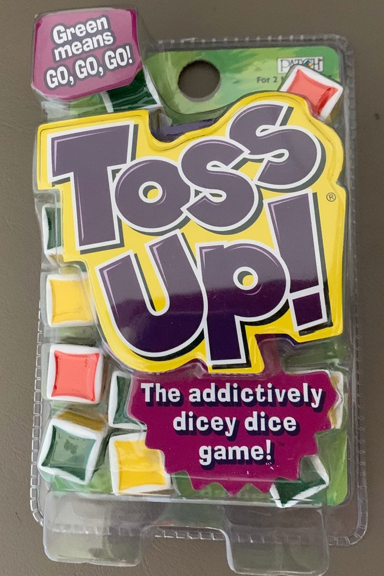 Toss Up game - NEW/sealed package