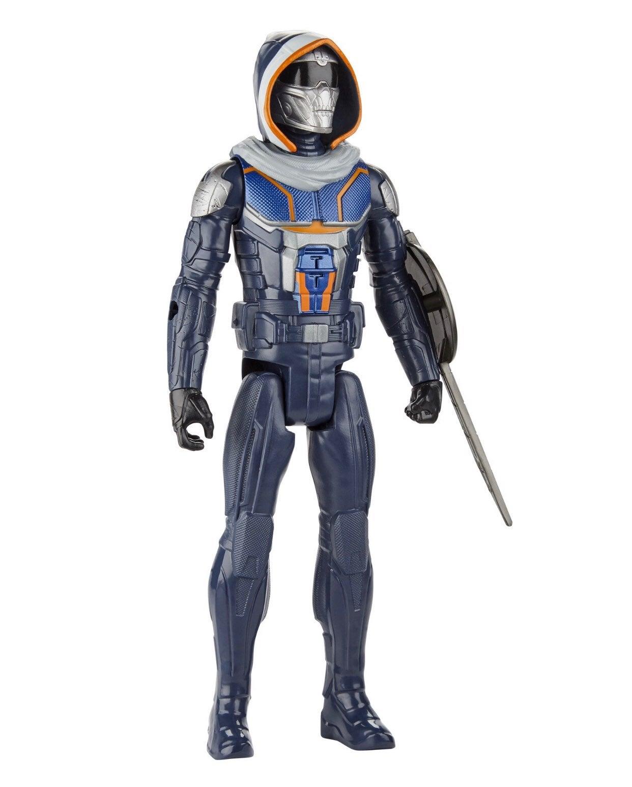 Marvel Black Widow Taskmaster Titan Hero