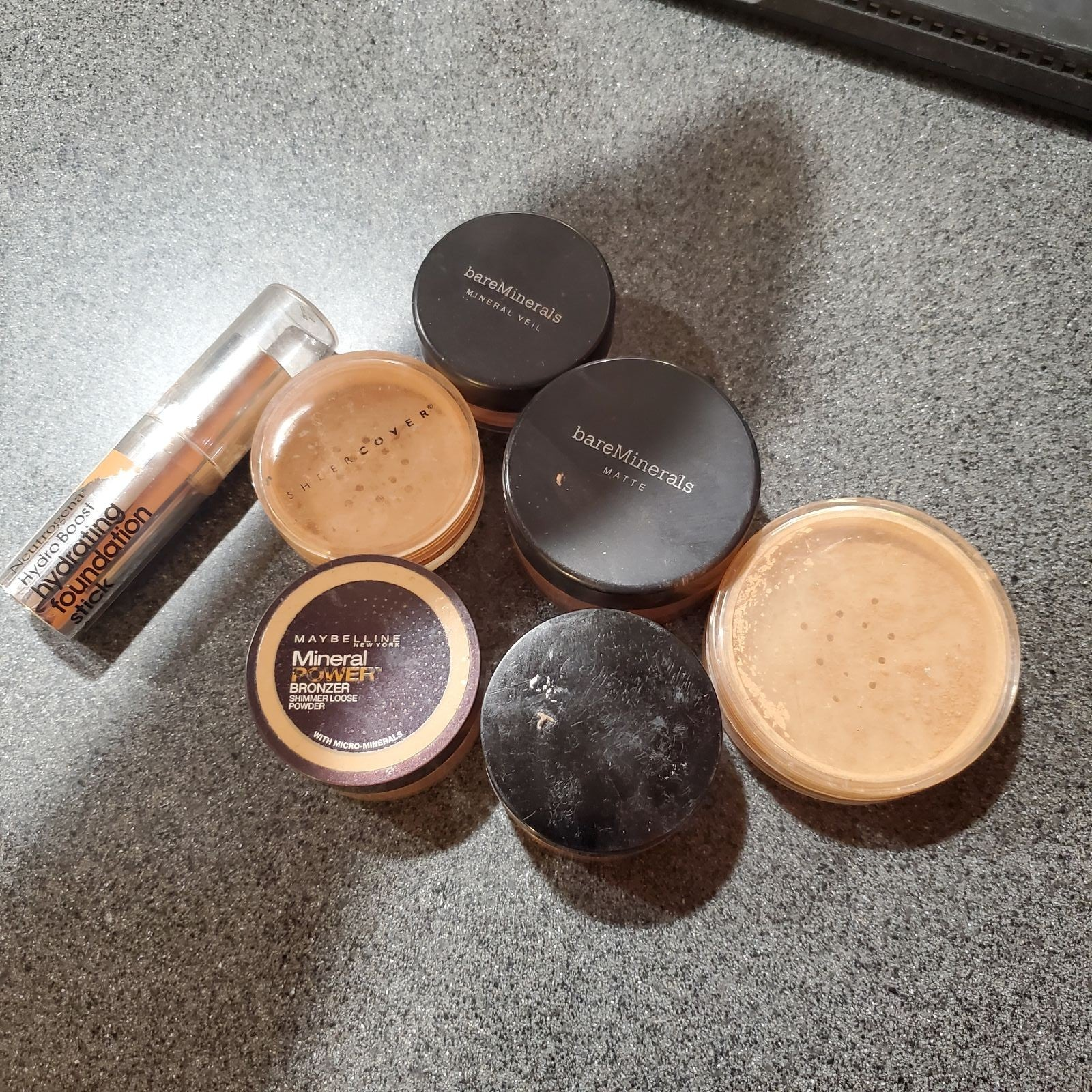 Foundation Bundle (med dark- dark)