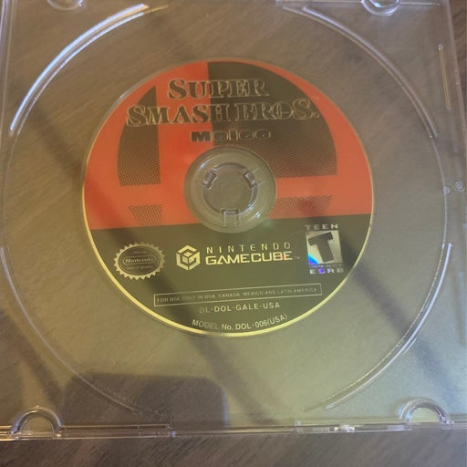 Super Smash Bros. Melee on Nintendo GameCube
