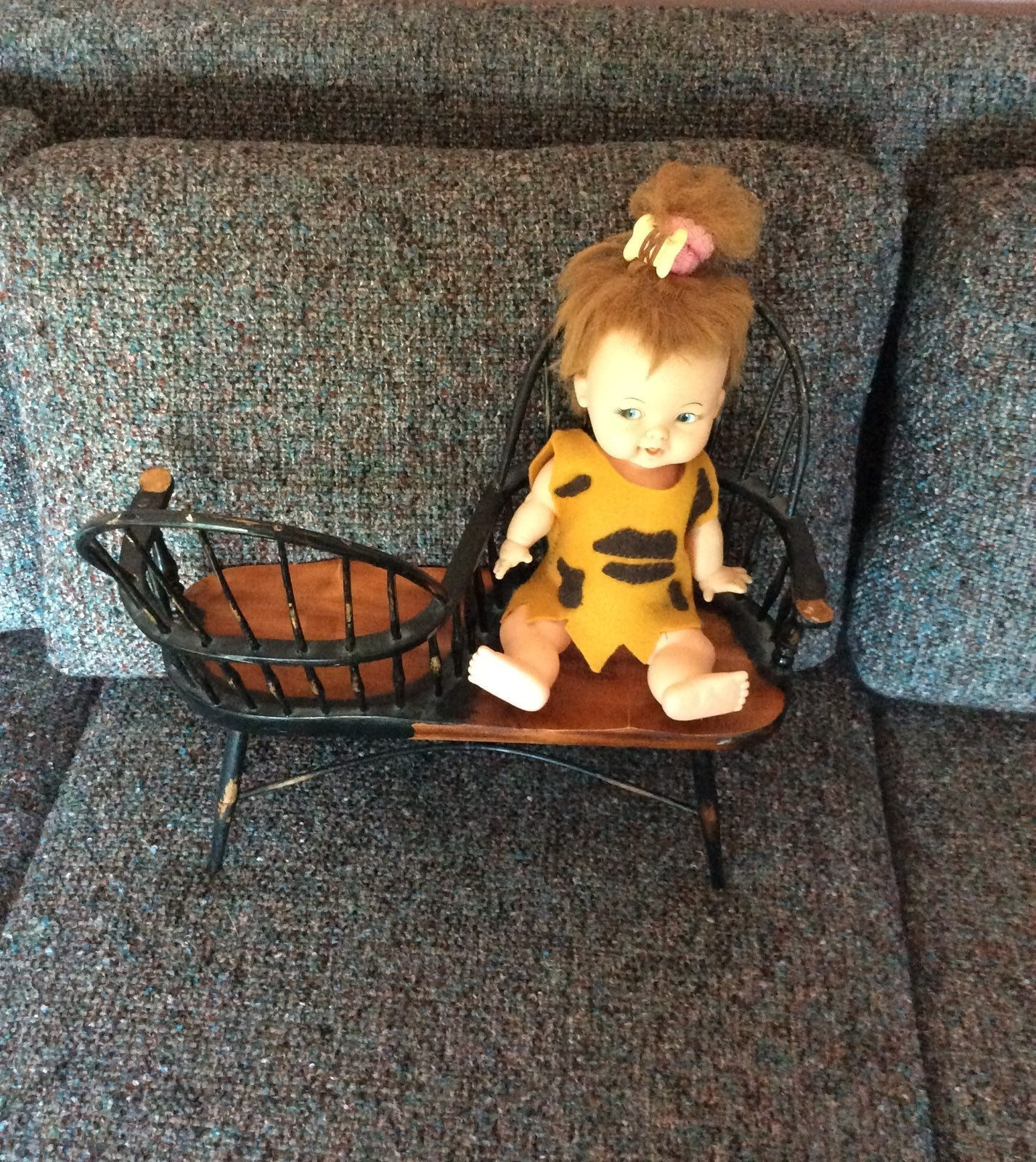 Bundle for Lori Vintage doll Bench With