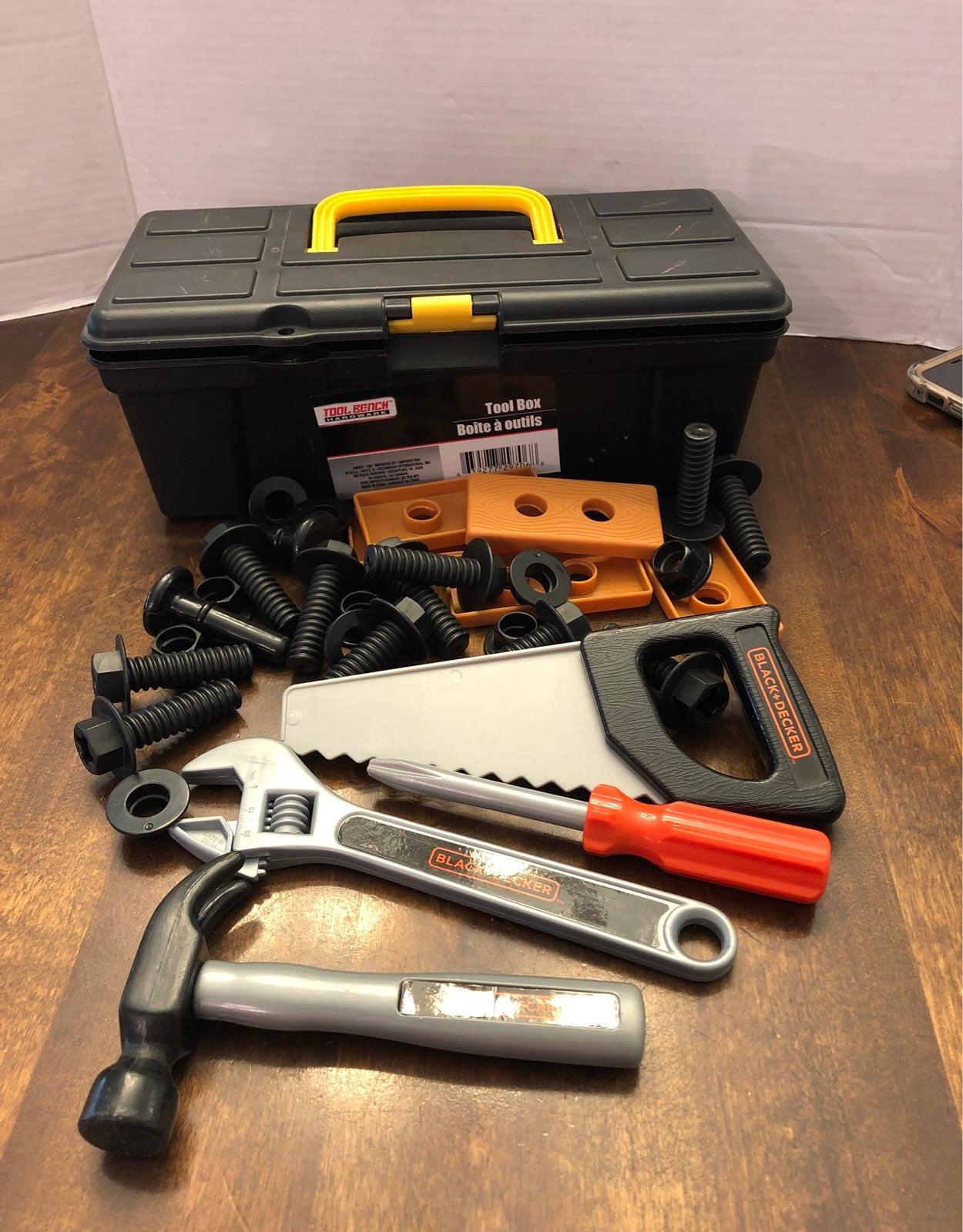Black & Decker Pretend Tools