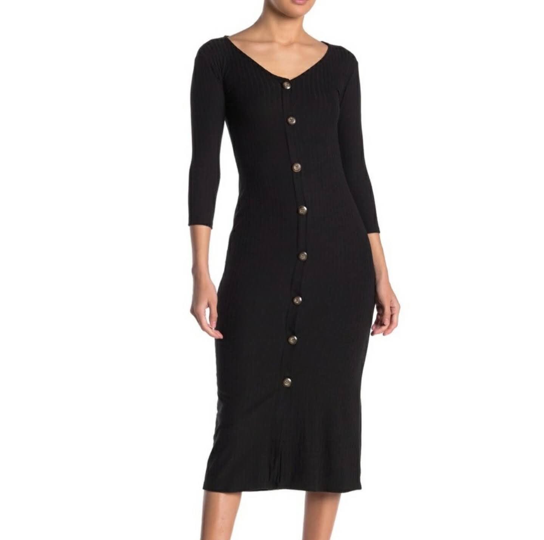 NWT Velvet Torch Midi Sweater Dress Med