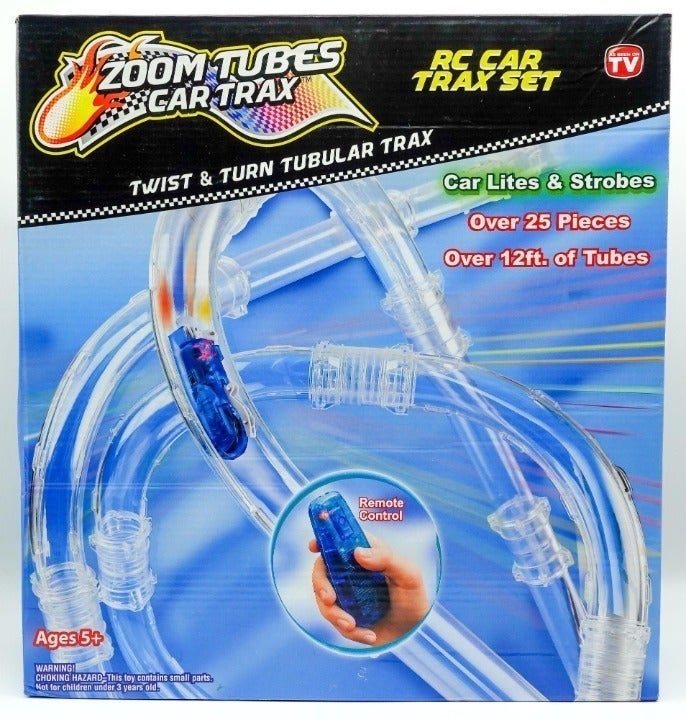 Zoom Tubes Car Trax RC Car Trax Set