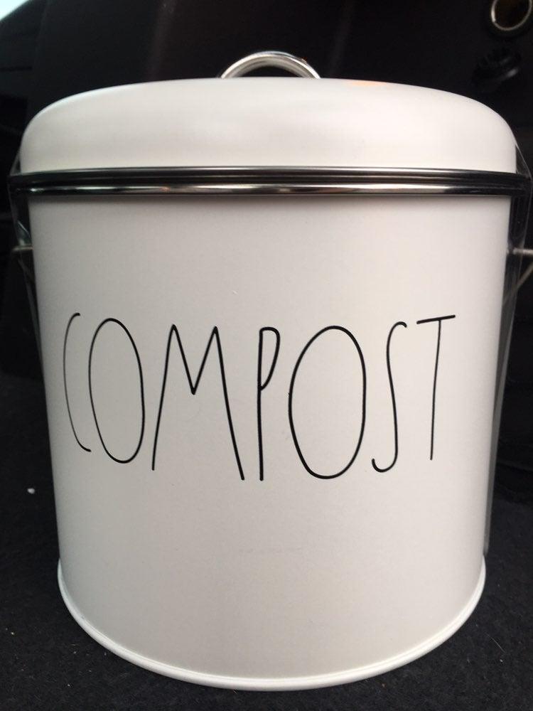 Rae Dunn Compost