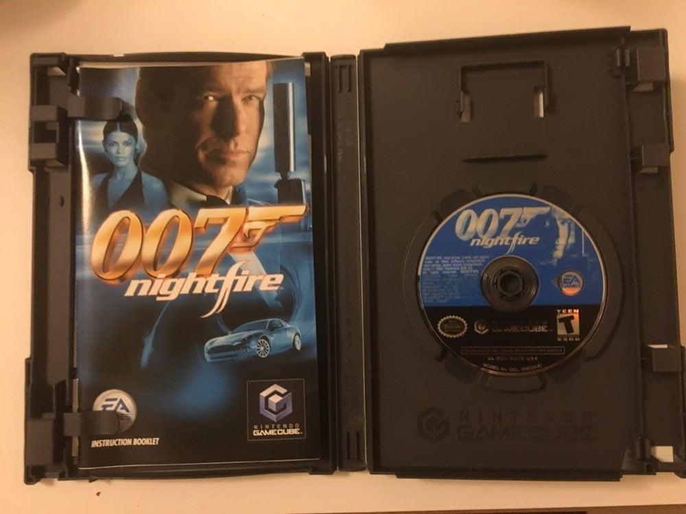 James Bond 007: NightFire for GameCube