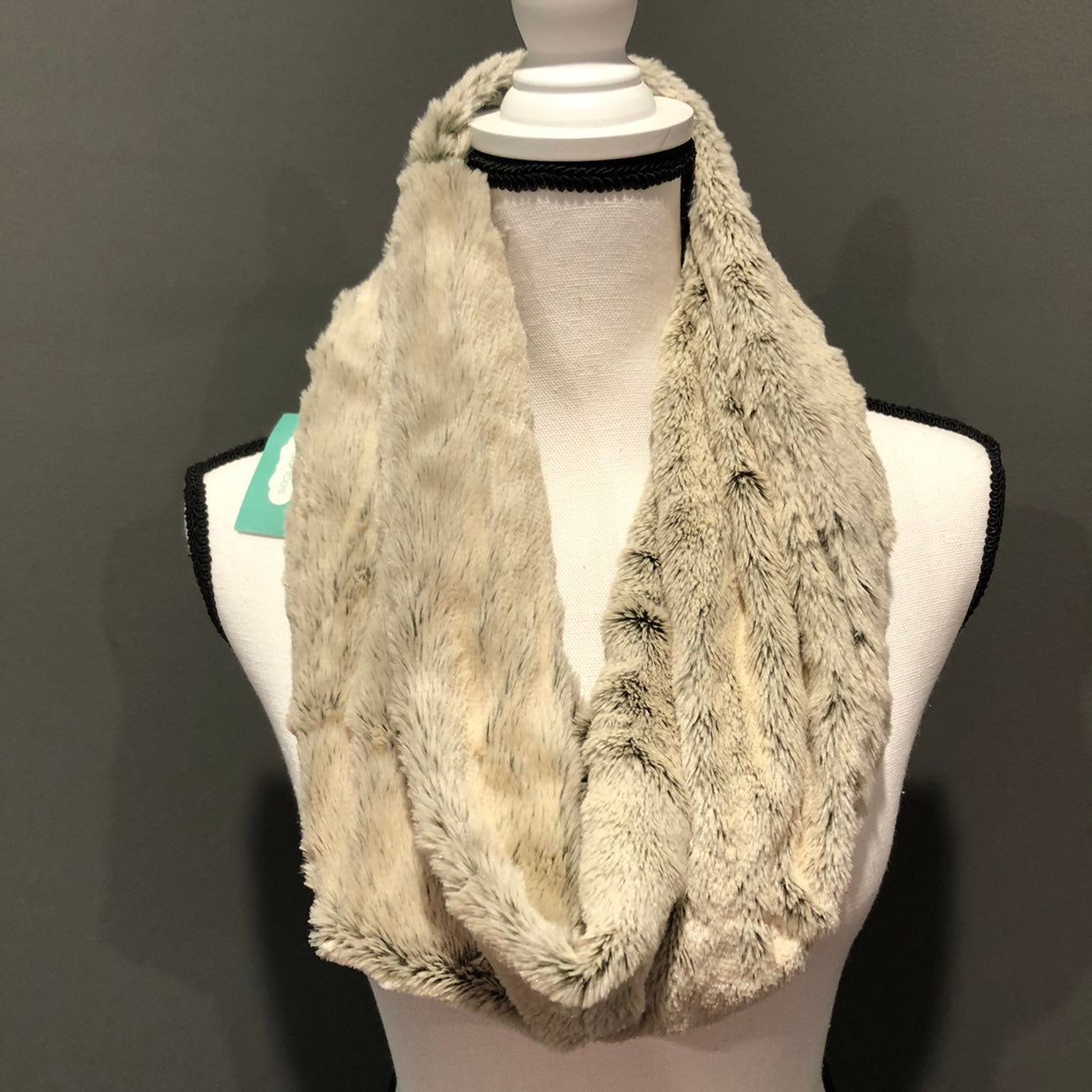 Maurices Faux Fur Scarf NEW