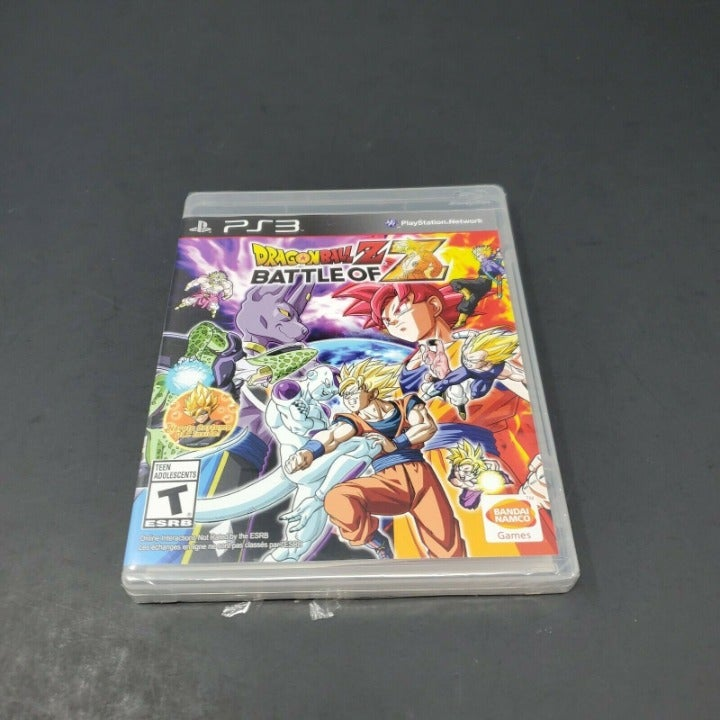 Dragon Ball Z: Battle of Z Sony PS3