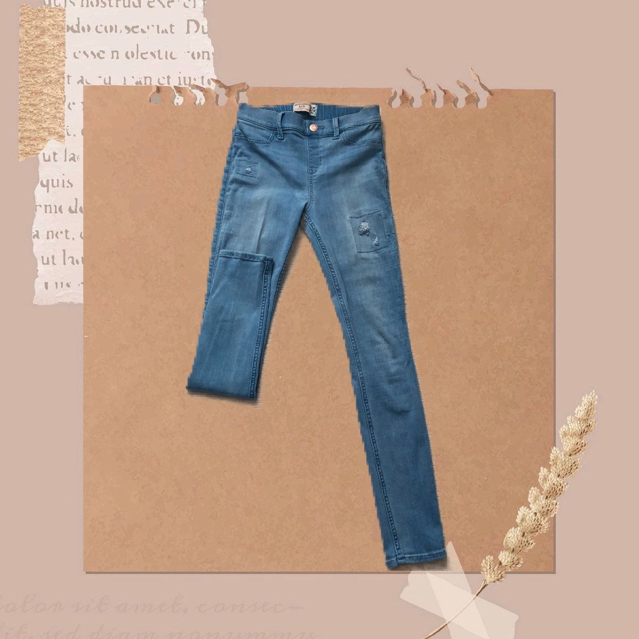 Abercrombie and Fitch Jeans Blue
