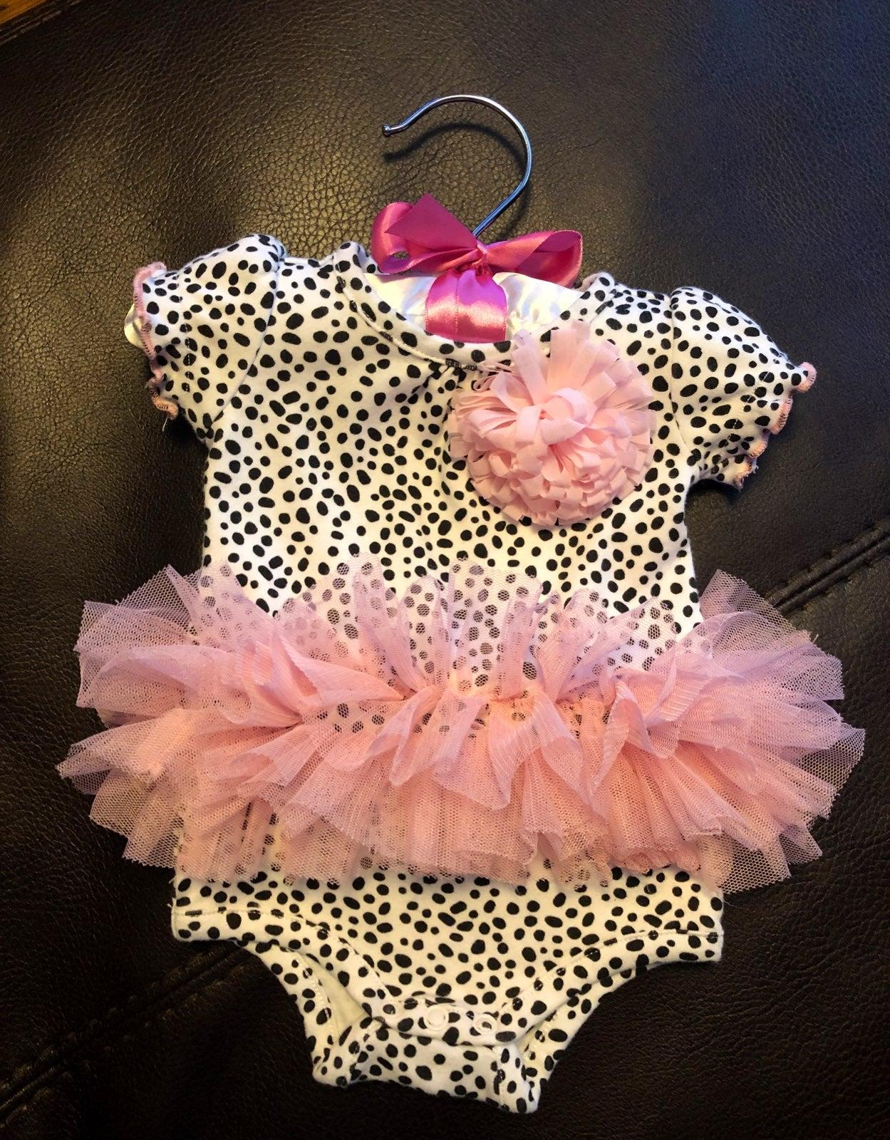 Newborn Ballerina Onesie