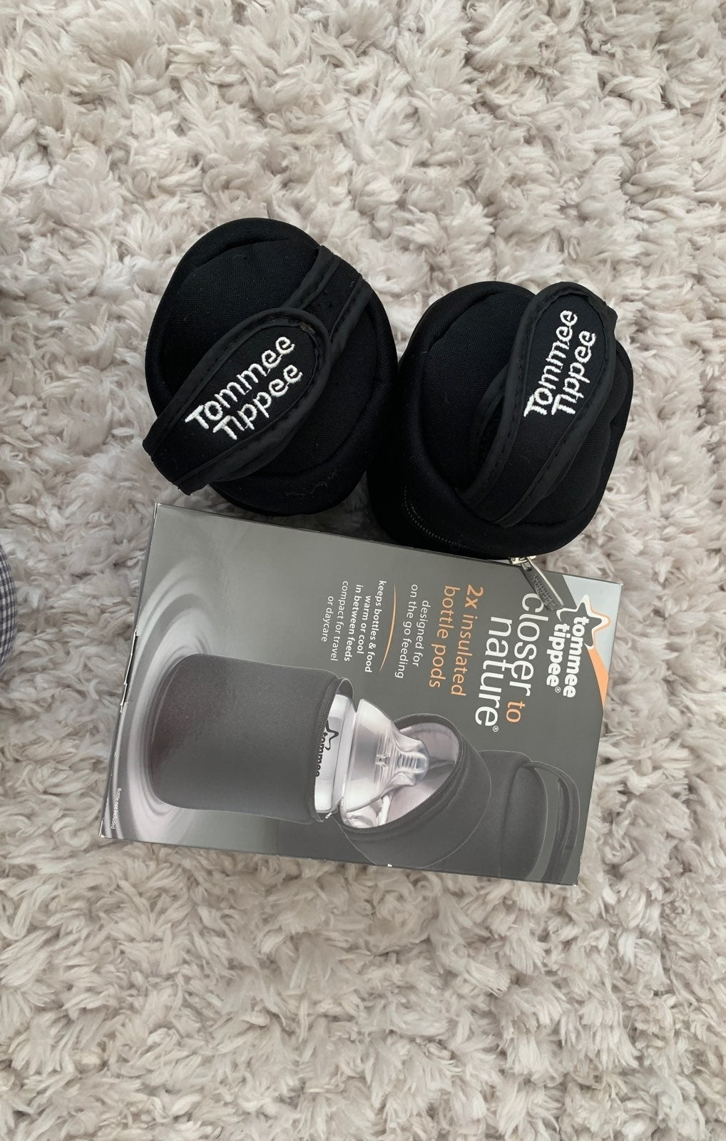 Tommee tippee insulated bottle pods - se