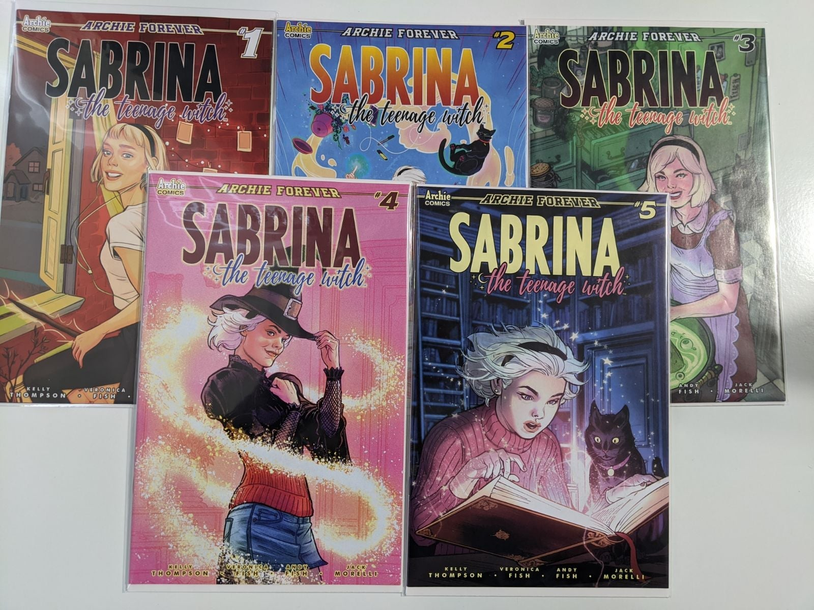 Sabrina the Teenage Witch CompleteSeries