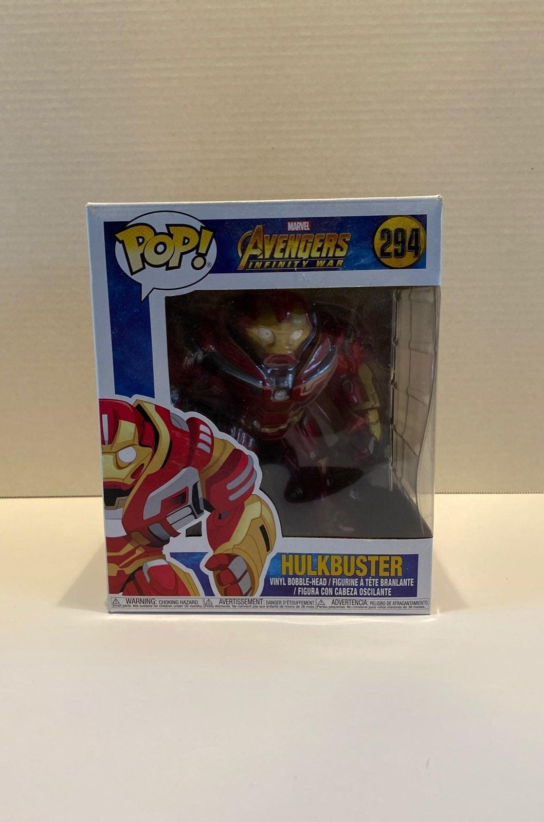 Funko Pop! Marvel Hulkbuster