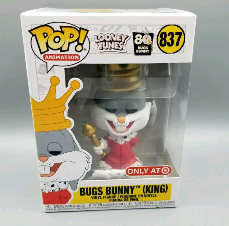 King Bugs Funko Pop