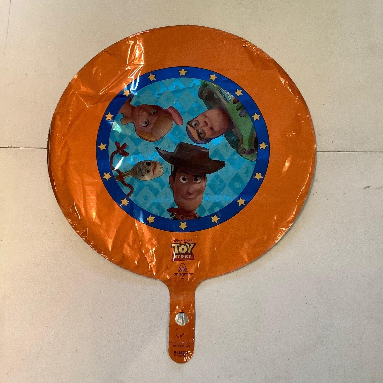 Pixar Toy story 4 mylar ballon