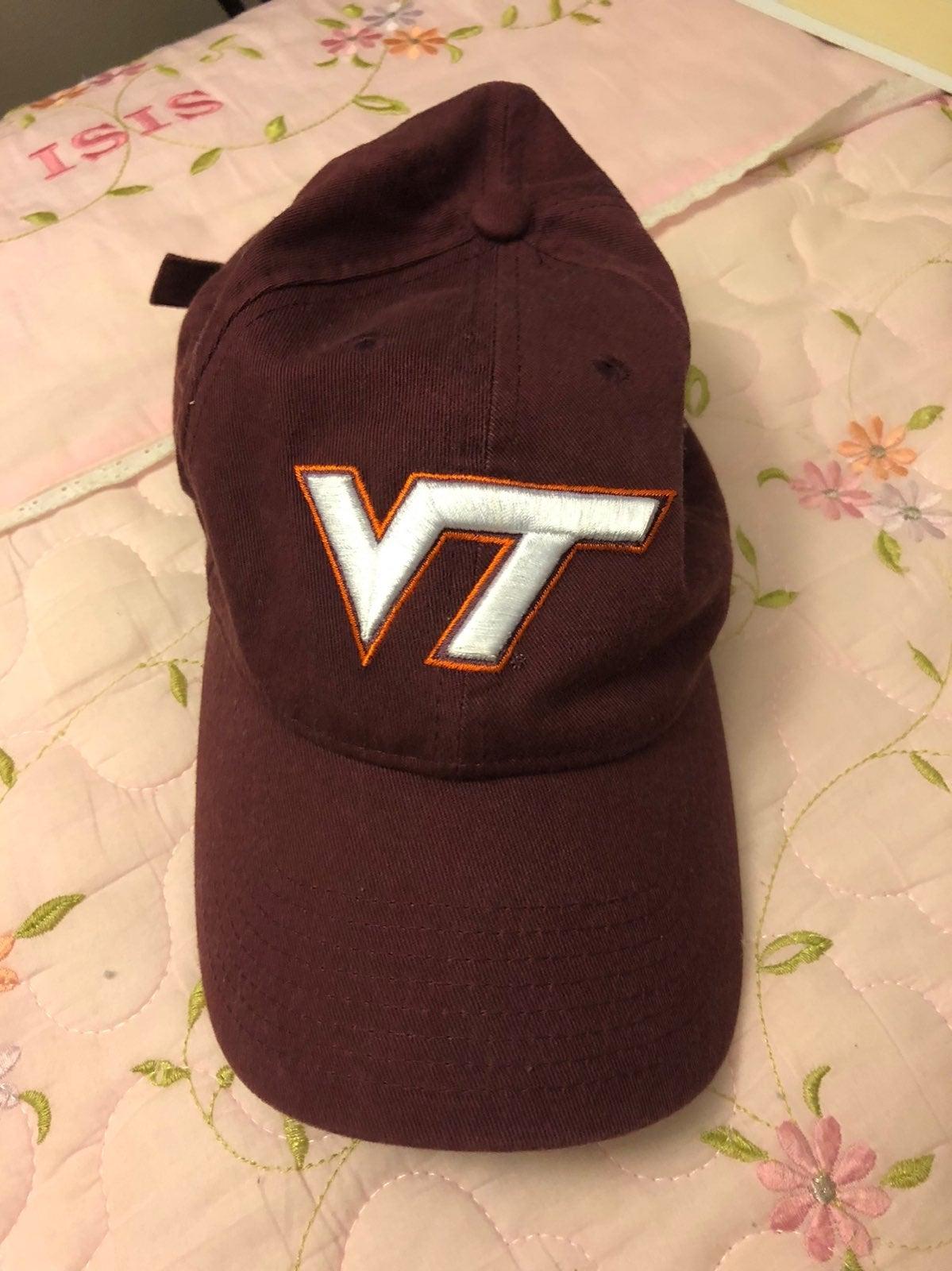 Virginia Tech womens hat