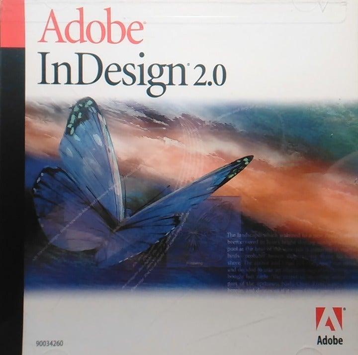 Adobe InDesign 2.0 Full Version Windows