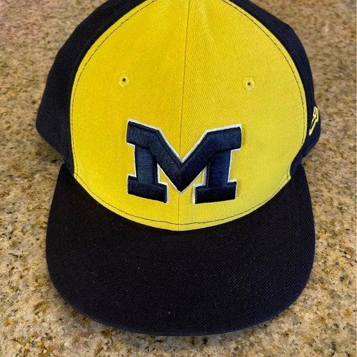 Michigan wolverine hat