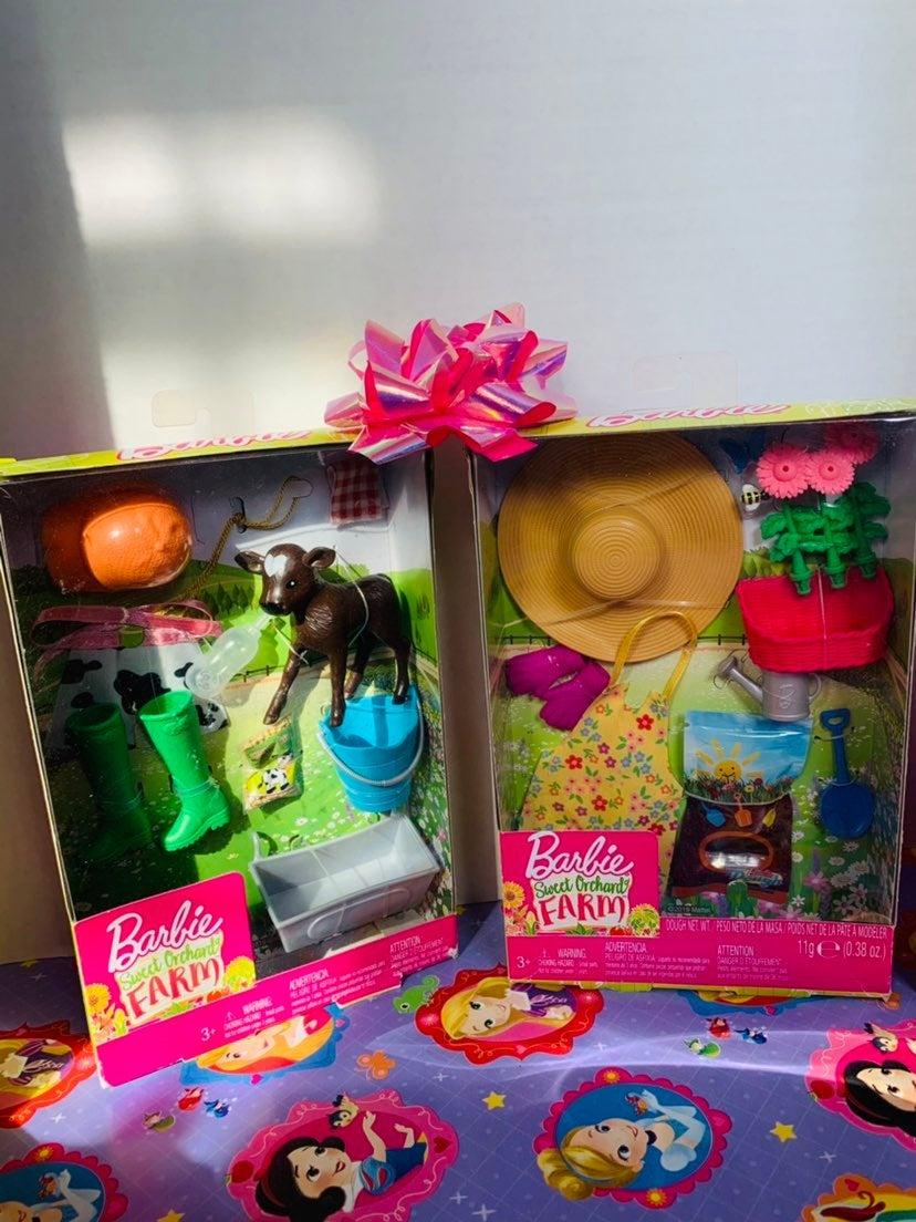 Barbie bundle lot