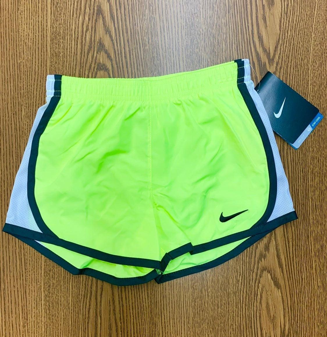 Nike Dri-Fit Girls Shorts Sz 5 NWT