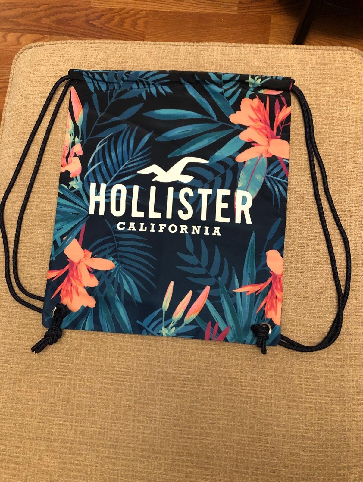 Hollister Summer Backpack