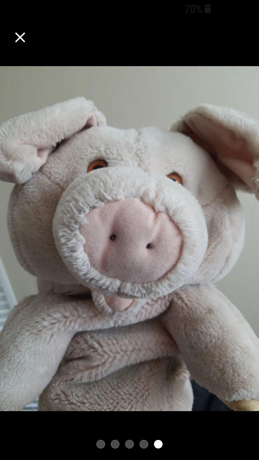 CUTE Daphine PIGGY Pig GOLF Driver HEAD