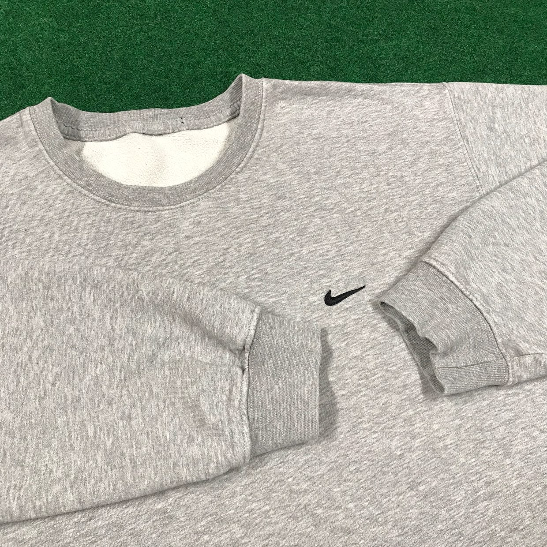 Vintage Nike Swoosh Crewneck Sweatshirt