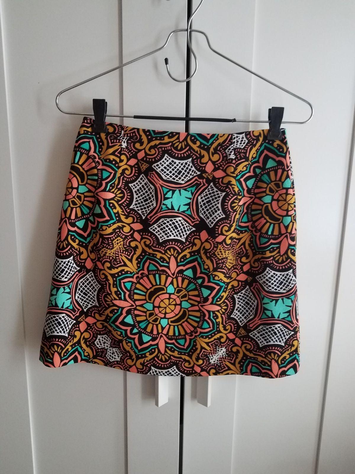 MINKPINK Zipper Mini Skirt | XS