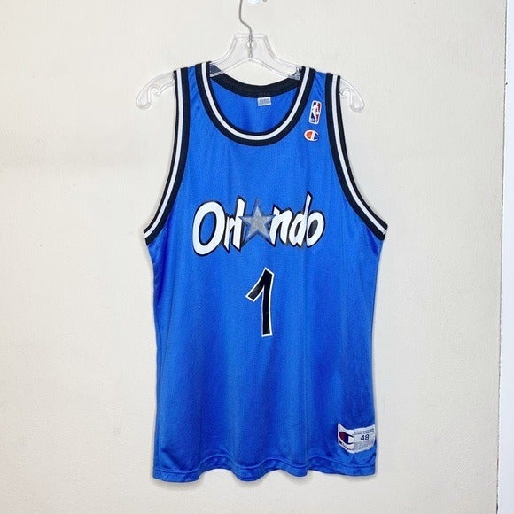 Champion NBA Orlando Magic Hardaway Jers