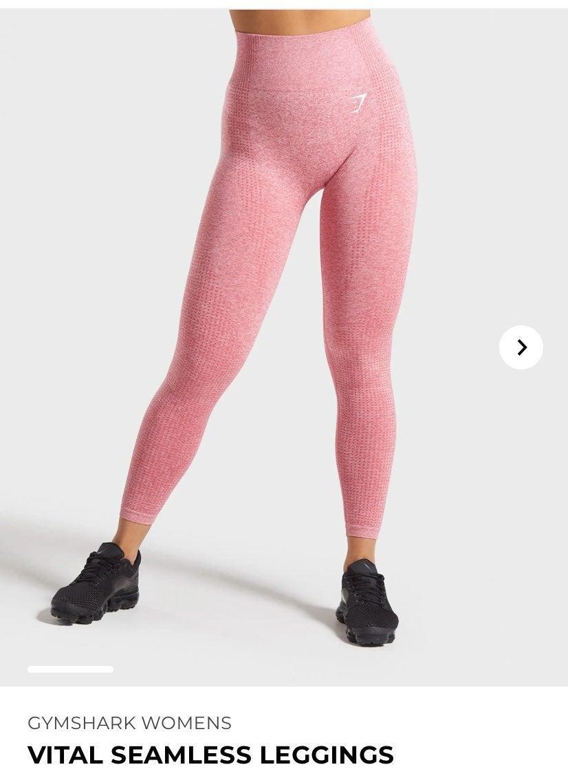 Gymshark vital seamless leggings Pink Ma