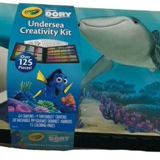 Crayola Disney Pixar Finding Dory Kit