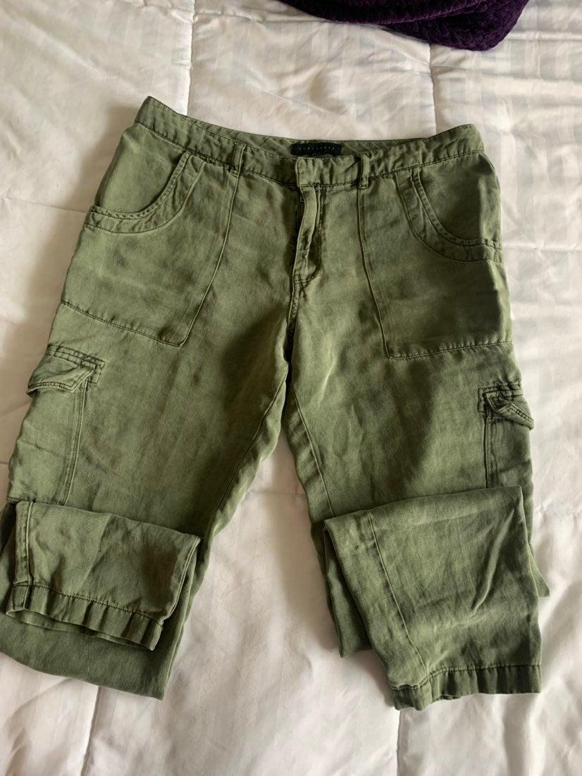 Sanctuary olive pants