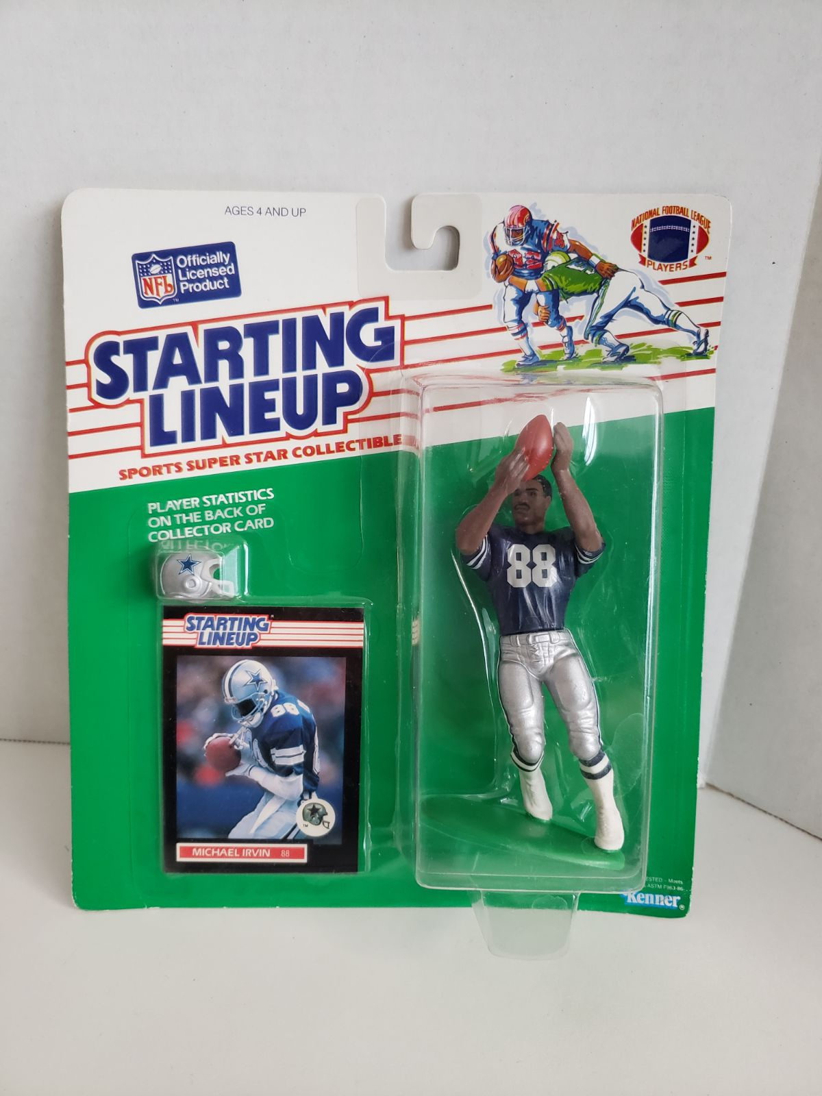 Michael Irvin - Starting Lineup
