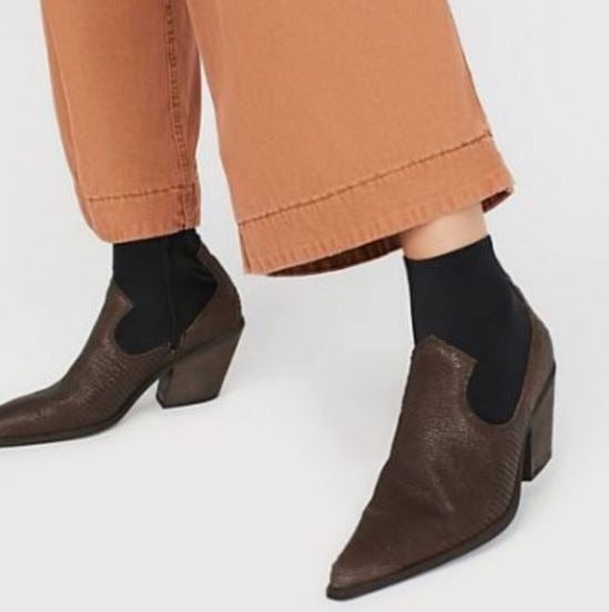 Free People Jackson West Ankle Boot 8.5