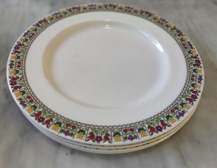 Dinner Plates Royal Doulton Fireglow