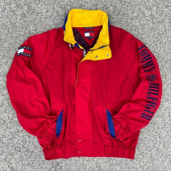 Tommy Hilfiger 1990's Spellout Jacket