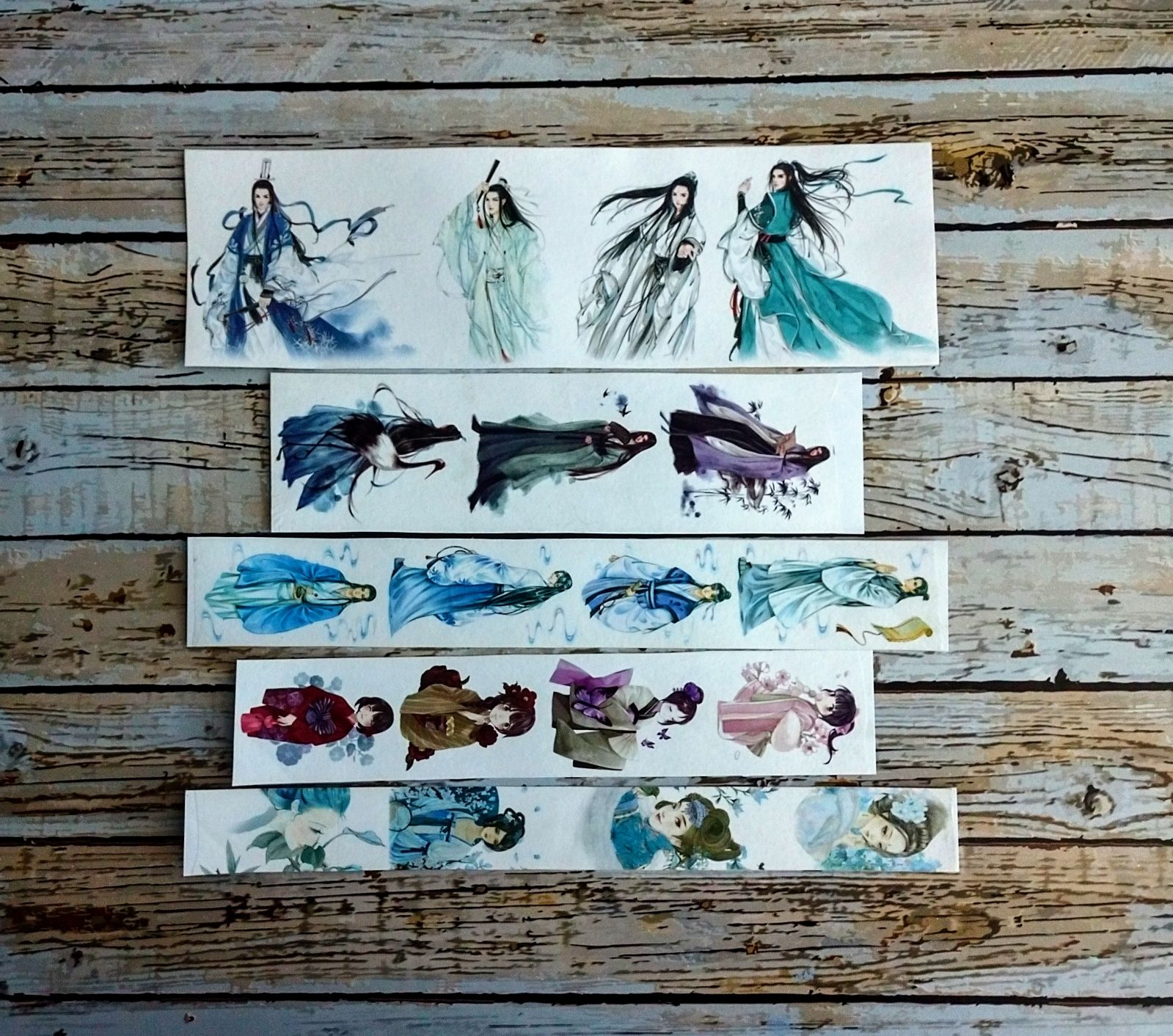 Japanese washi samples #37