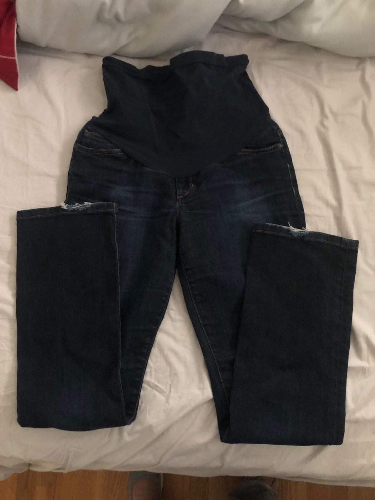 Paige Maternity Jeans blue 29
