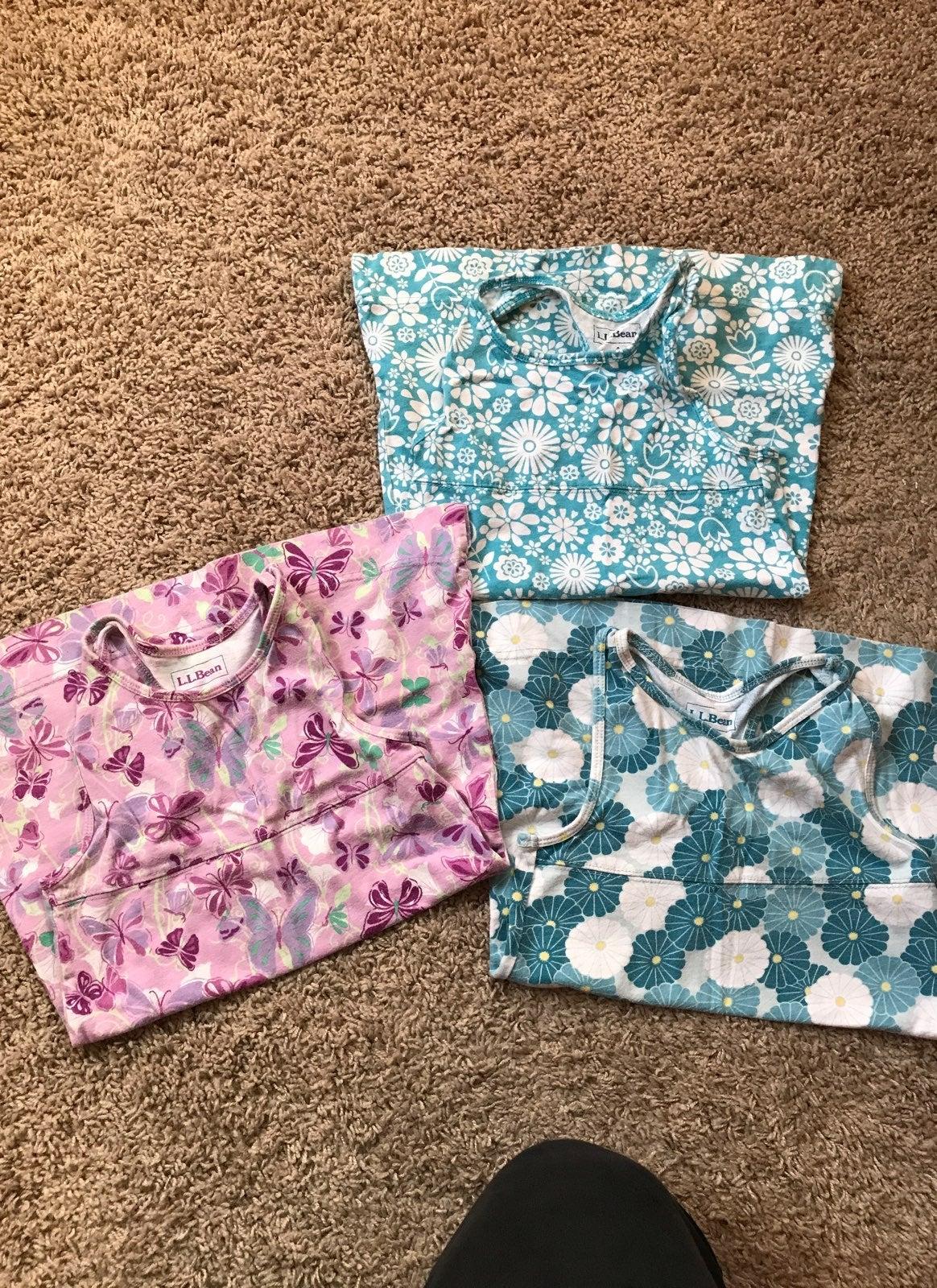 Three Toddler Dresses