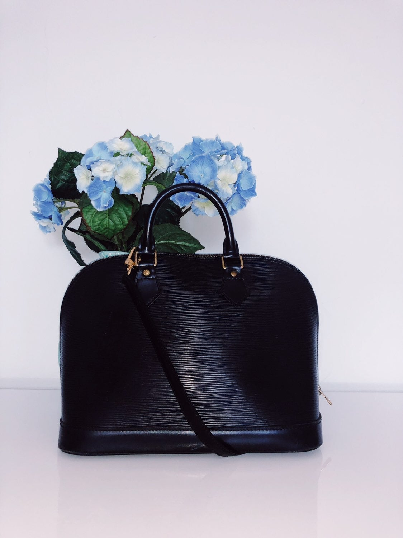 Louis Vuitton Epi Leather Handbag