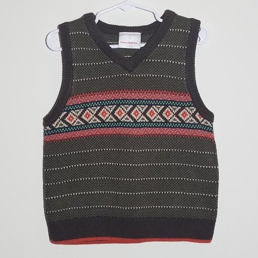Hanna Andersson Heavy Knit Vest 100 (4)