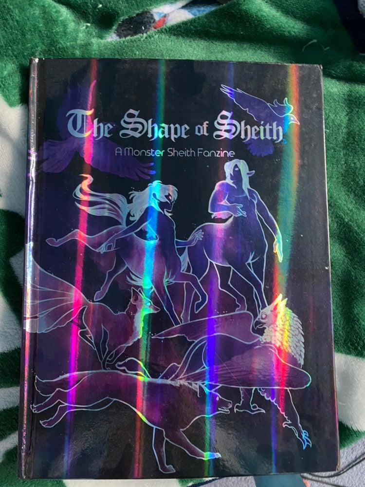 Voltron sheith fanzine