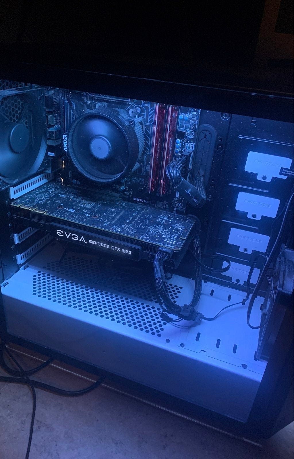Gaming PC Tower Build
