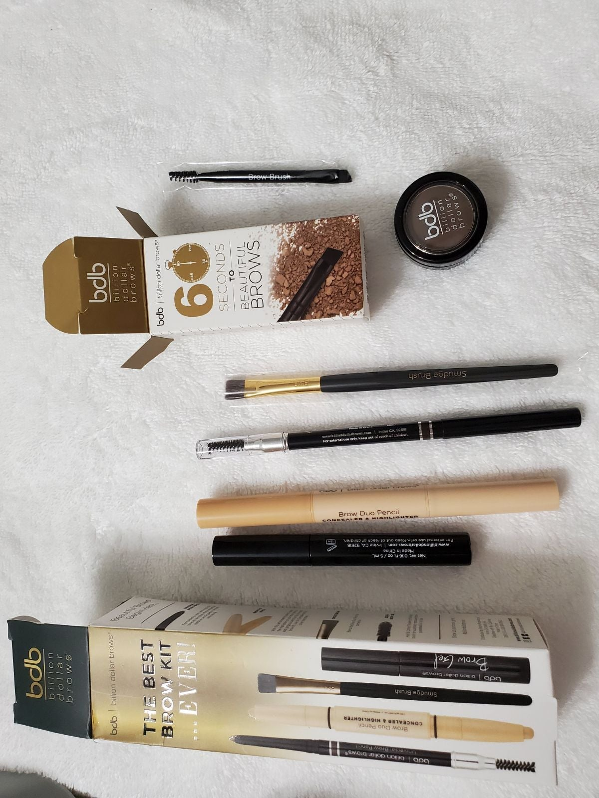 Billion Dollar Brow Bundle