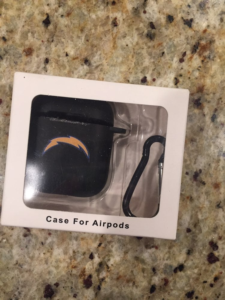 L.A. Chargers airpods case