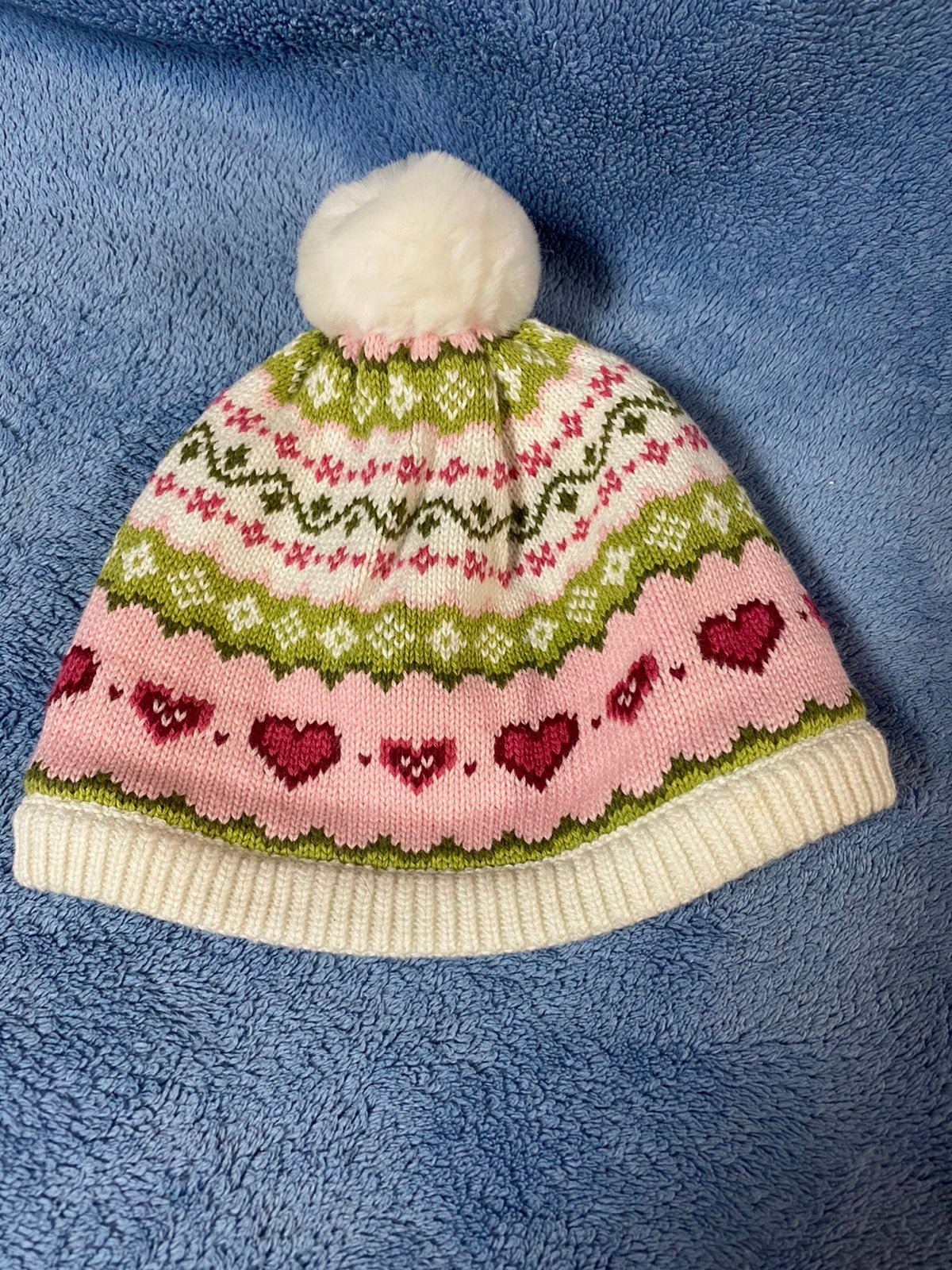 Gymboree Gingerbread Girl Hat 0-12 Month