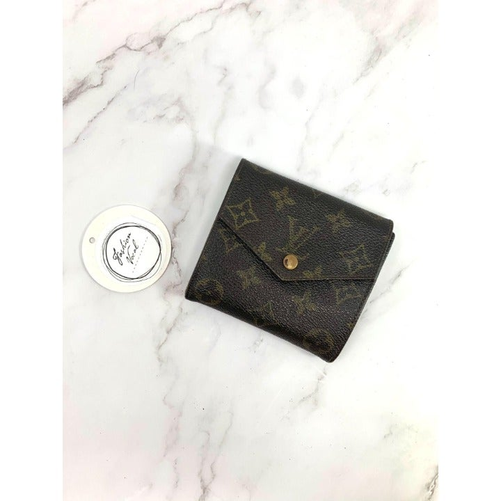 Louis Vuitton Monogram Envelope Wallet