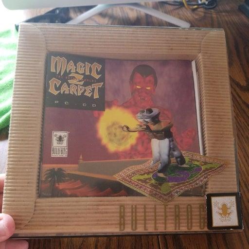 Magic 2 the netherworlds Pc CD 1995