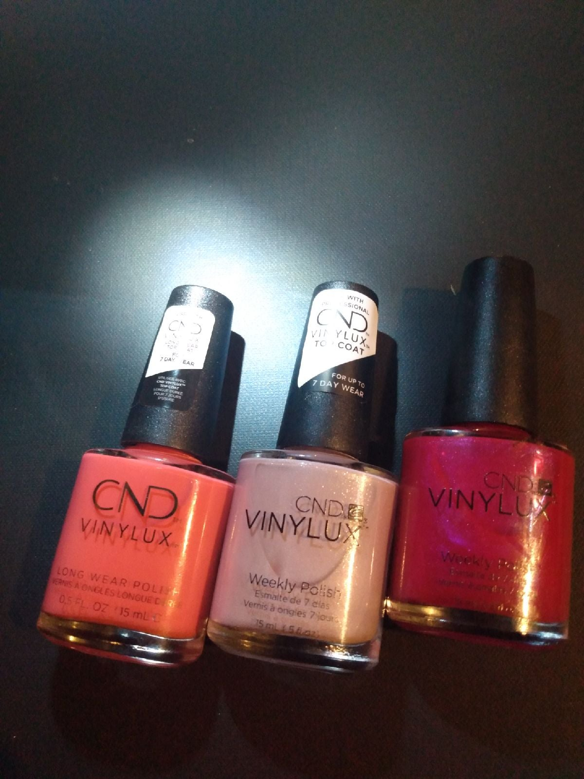 NWT CND Vinylic Long Wear Nail Polish Bn